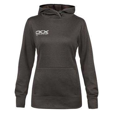 CKX Experiment Winter Sweatshirt with Hood Women