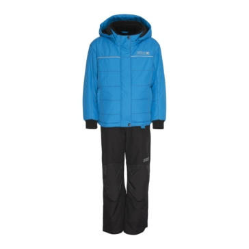 Child - Solid Color CKX Frosty Jacket and bib Suit
