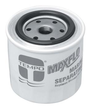 Séparateur d'eau de carburant TEMPO