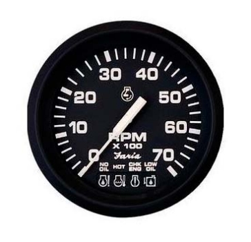 FARIA Euro Series Tachometer