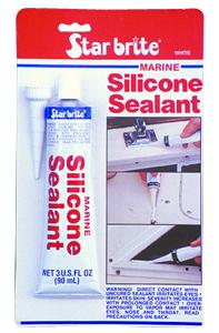 STAR BRITE Marine Silicone Sealant