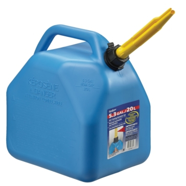 Bidon Jerry Can SCEPTER Kérosène - 07624