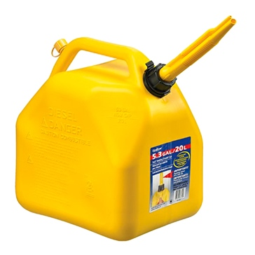 Bidon Jerry Can SCEPTER Diesel - 07649