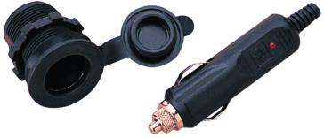 SEA DOG Prise de courant 12 volts de luxe