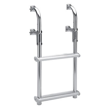 GARELICK Compact Transom Ladder Foldable - 2