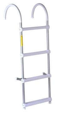 GARELICK Gunwale EEZ-In Hook Ladder Adjustable - 4