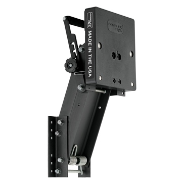 Up to 25 HP GARELICK Auxiliary Motor Bracket for 4-Stroke Motors