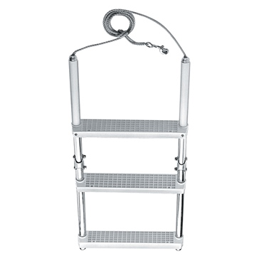 "GARELICK ""Inflatable Boat"" Ladder Foldable - 3"