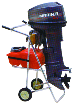 GARELICK Outboard Motor Carrier 30 HP