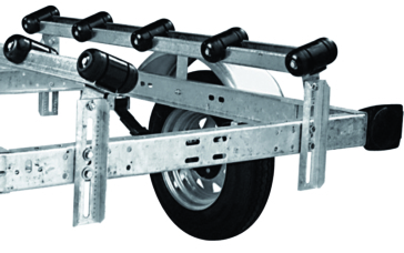 C.E. Smith 5' Roller Bunk (for boat trailer)