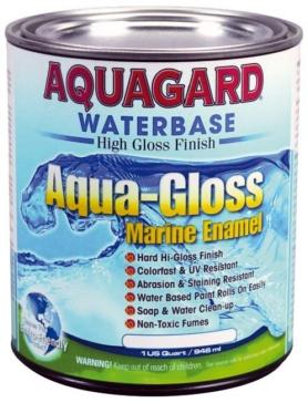 AQUA GARD Aqua-Gloss Paint