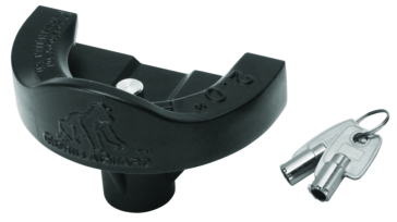 Tow Ready Coupler Lock