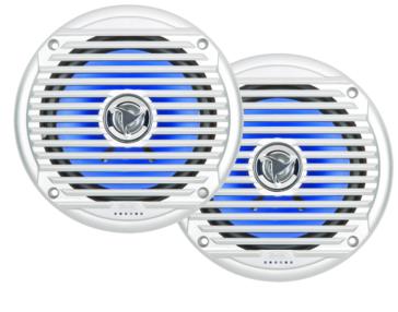"""JENSEN 6.5"""" Coaxial Waterproof Speaker Universal"""