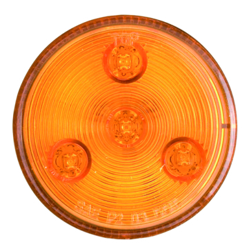 "Optronics Led 2-1/2"" Marker/Clearance Amber"