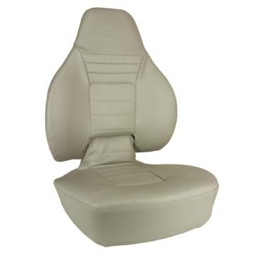 SPRINGFIELD Fish Pro Down Seat High-back fold-down seat
