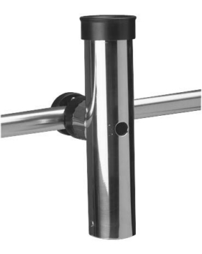 SEA DOG Rail Mount Rod Holder (Injection Molded Polypropylene)