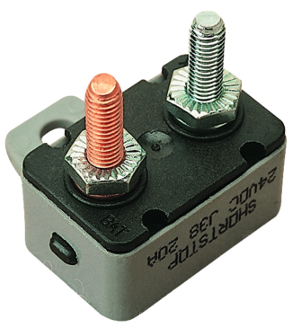 20 A SEA DOG Resettable Circuit Breakers