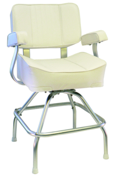 Skipper Chair SPRINGFIELD Deluxe Skipper Chair and Stand Package