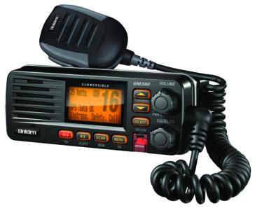 UNIDEN Solara Class D DSC Marine Radio