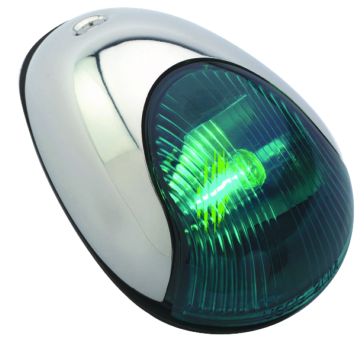 Side Lights - No - Silver ATTWOOD Vertical Sidelight