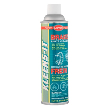 Captain Phab  Kleens-It Brake Parts Cleaner Flammable 400 g