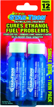 STAR BRITE Star Tron Enzyme Fuel Treatment - Single Dose