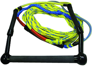 Ski tow rope KIMPEX Slalom Trainer Watersports Rope