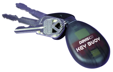 DAVIS Key Buoy Key-Holder