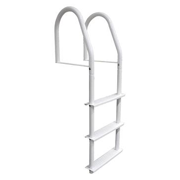 Fixed - 3 DOCK EDGE  Fixed Ladder