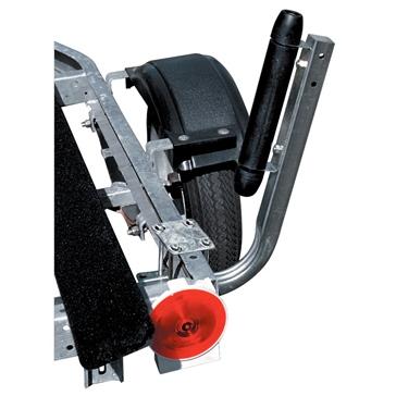 Tie Down Guides sur rouleau à angle fixe (Paire)
