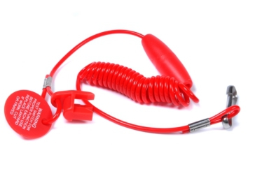 SEA DOG Cordon rouge de coupe-circuit Universel