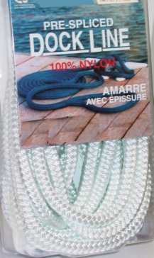 Cordage d'amarrage en nylon BRIDGELINE