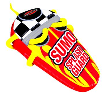 SPORTSSTUFF Sumo & Splash Guard Combo Tube