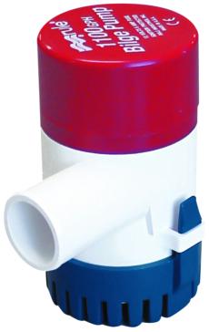 Pompe de cale de la série Platinum MC JABSCO RULE
