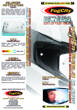 MODERN WORLD  Hyper Lens Clear