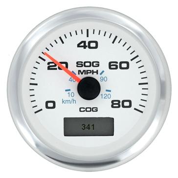 SIERRA Speedo GPS, Black Premier Pro 2-Stroke, 4 Stroke