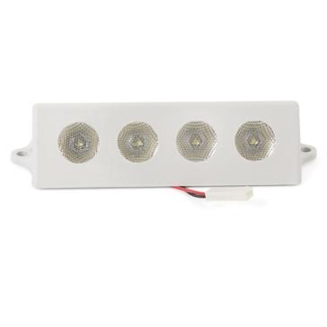 Lampe de boîte de quai DOCK EDGE  Blanc