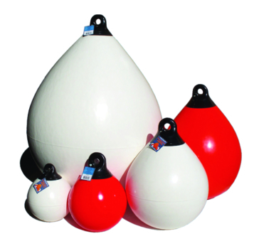 Dock Edge  Inflatable Mooring Buoys 14.5""