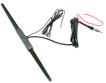 JENSEN AM/FM Amplified Antenna