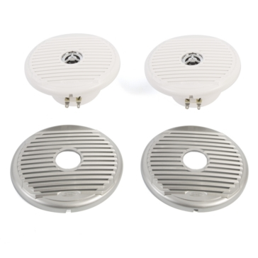 "JENSEN 6 1/2"" High Performance Coaxial Marine Speaker"