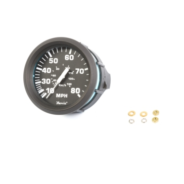 Faria Euro Series Speedometer Boat - 706163