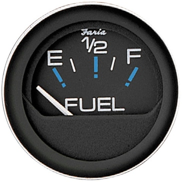 Faria Coral Series Fuel Level Gauge Boat - 706170