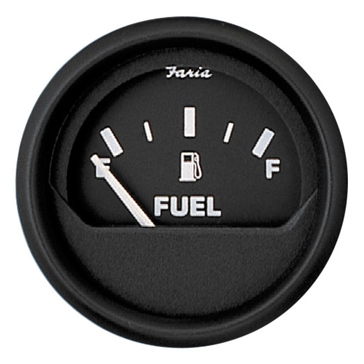 Faria Euro Series Fuel Level Gauge Boat - 706173