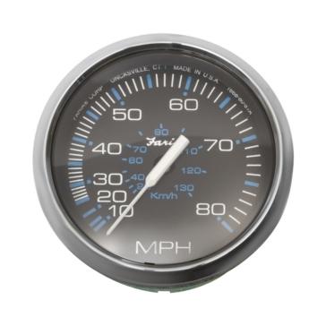 FARIA Chesapeake SS Black Series Speedometer