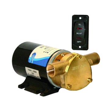 JABSCO RULE ITT Flow Control Water Pump