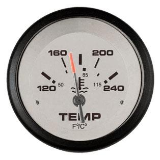 SEASTAR SOLUTION Teleflex Sahara Series Water Temperature Indicator