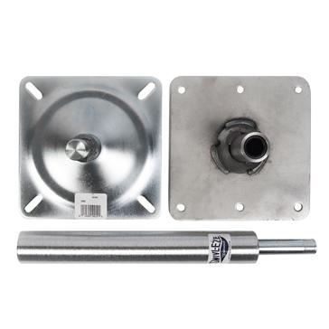 "ATTWOOD Lock'N-Pin™  3/4"" Pin Seat Pedestal"