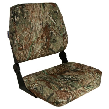 SPRINGFIELD Folding High Back Chairs High-back fold-down seat