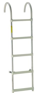 Adjustable - 5 GARELICK Gunwale EEZ-In Hook Ladder