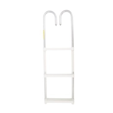 Fixed - 4 GARELICK Pontoon Swim Ladder
